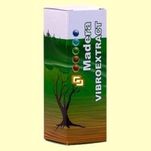 Vibroextract Madera - Detoxificación hepática - 50 ml - Equisalud