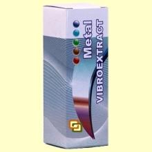 Vibroextract Metal - Sistema Respiratorio - 50 ml - Equisalud