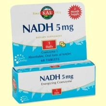 NADH - 30 comprimidos - Laboratorios KAL