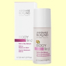 Body Lind Desodorante Roll-on - 50 ml - Anne Marie Börlind