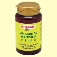 Vinagre de Manzana Plus - 100 cápsulas - Integralia