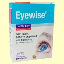 Eyewise® (Luteína 20 mg) - Salud Ocular  - 60 tabletas- Lamberts