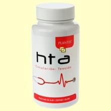 HTA - Aceite macerado de espino blanco y hoja de olivo - 90 cápsulas - Plantis