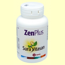 ZenPlus - 30 cápsulas - Sura Vitasan