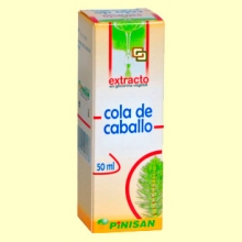 Extracto de Cola de Caballo - 50 ml - Pinisan Laboratorios