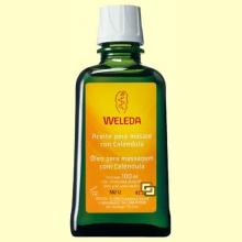 Aceite masaje de Calendula 100 ml - Weleda