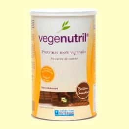 Vegenutril Chocolate - Con proteínas de guisante - 300 gramos - Nutergia