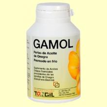 Gamol - Aceite de Onagra + Vitamina E - 280 perlas - Tongil