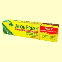 Dentífrico Gel Aloe Fresh Smile - 100 ml - Laboratorios ESI