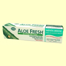 Dentífrico Gel Aloe Fresh Menta Cristal - 100 ml - Laboratorios ESI