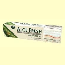 Dentífrico Gel Aloe Fresh Blanqueador - 100 ml - Laboratorios ESI