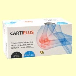 Cartiplus - Articulaciones - 60 cápsulas - Herbofarm *
