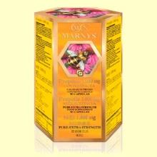 Propóleo 1000 mg + Equinácea - 90 cápsulas - Marnys