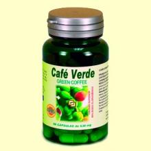Café verde - 60 cápsulas - Robis