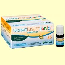 Normodigest Junior - Simbiótico - 20 viales - Derbós