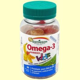 Omega 3 Gummies - Omega-3 para niños - 60 gominolas - Jamieson