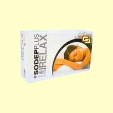 Sodep Plus Relax - Sistema Nervioso - 60 cápsulas - CFN