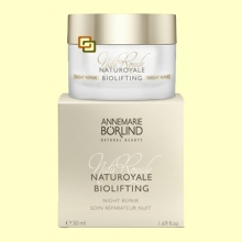 NatuRoyale Biolifting - Crema de Noche Reparadora - 50 ml - Anne Marie Börlind
