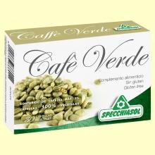Café Verde - 30 cápsulas vegetales - Specchiasol