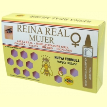 Reina Real Mujer - 20 ampollas - Robis