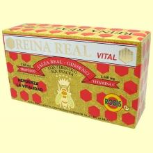 Reina Real Vital - Jalea Real - 30 ampollas - Robis