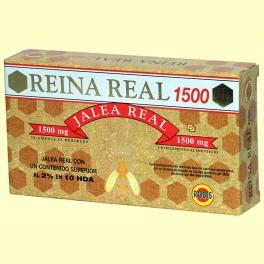 Reina Real 1500 - 20 ampollas - Robis