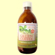 Sbelten Green Coffee liquido - 500ml - Dieticlar