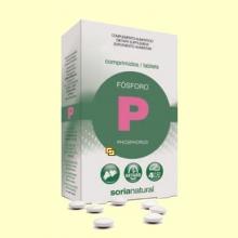 Fósforo - 36 comprimidos - Soria Natural