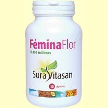 Fémina Flor - Sura vitasan- 10 cápsulas