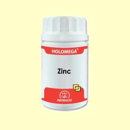 Holomega Zinc - 50 cápsulas - Equisalud