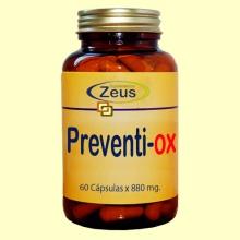 Preventi-Ox Antioxidante - 60 cápsulas - Zeus Suplementos