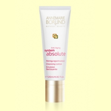 System Absolute Emulsión Limpiadora - 120 ml - Anne Marie Börlind