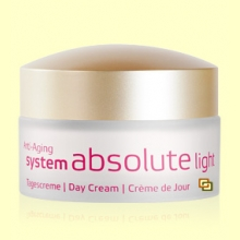 System Absolute Crema de Día Light - 50 ml - Anne Marie Börlind