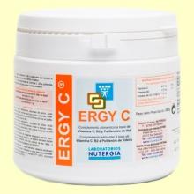 Ergy C - Vitamina C - 250 gramos - Nutergia