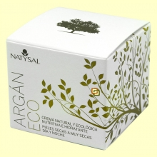Crema de Argán Eco - Anti-edad - 50 ml - Natysal