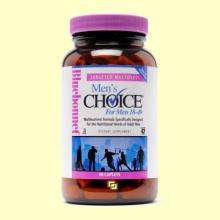 Targeted Multiples Men Choice - 90 comprimidos - Bluebonnet