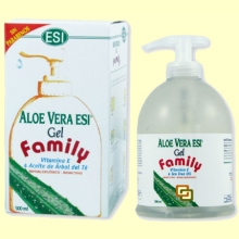 Gel Aloe Vera Family - 500 ml - Laboratorios ESI