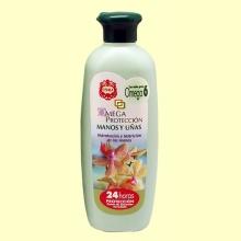 Omega Protección Manos y Uñas - 250 ml - D'Shila