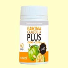 Garcinia Cambogia Plus - Apetito - 60 comprimidos - Novity *