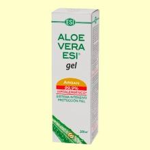 Aloe Vera Gel con Aceite de Argán - 200 ml - ESI Laboratorios