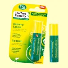 Stick Labios Árbol del Té - 5,7 ml - ESI Laboratorios