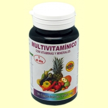 Multivitamínico 1682 mg - 30 cápsulas - Robis Laboratorios