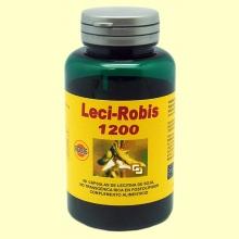Leci Robis 1200 - 60 cápsulas - Robis Laboratorios