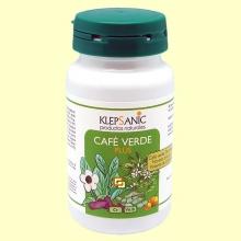 Café Verde plus - 80 cápsulas - Klepsanic