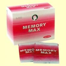Memory Max - Memoria - Masterdiet - 20 sobres