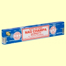 Nag Champa - Incienso India - 15 gramos
