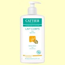 Leche Hidratante Regeneradora Bio - 500 ml - Cattier