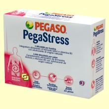 PegaStress - Tensiones y Ansiedad - 18 sobres - Pegaso