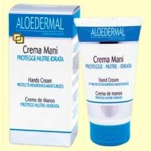 Crema Manos ALOEdermal - 75 ml - ESI Laboratorios