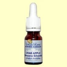 Manzano Silvestre - Crab Apple - 30 ml - Lotus Blanc